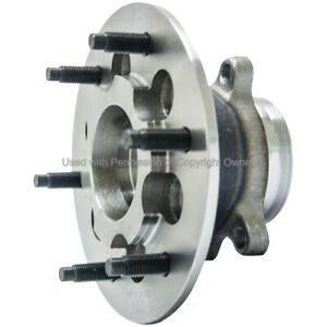 Wheel Bearing and Hub Assembly Front Quality-Built WH515120