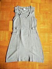 @ Street One @ ärmelloser langer Pullover Tunika Hängerchen grau Size M Gr. 38