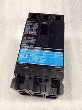 Siemens ED43B030 Circuit Breaker 3 Pole 30 Amp 480 V
