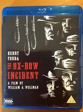 THE OX-BOW INCIDENT (ARROW ACADEMY Blu-ray). HENRY FONDA. Western