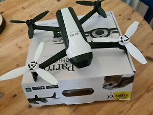 Parrot Bebop 2 Drone, White. Battery not working.