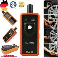 EL-50448 RDKS TPMS Programmier Werkzeug Anlernsystem Tool Opel GM OEC-T5 HR DHL