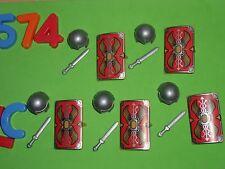LOTE PLAYMOBIL ARMAS, OFERTA, lot d'armes, des épées, des haches, offre,LOTE 574