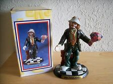 """1998 Emmett Kelly JR. """"Felicidades"""" Figurine (9017)."""