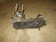 honda ch125 elite 125 engine motor crankcase transmission cases shaft 84 1984