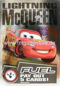 Cars 2 TCG - Lightning McQueen - Foil
