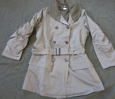 WWII US WINTER JEEP MACKINAW JACKET- LARGE