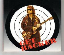 (HK766) Get Backer, Matt Backer - 2014 CD