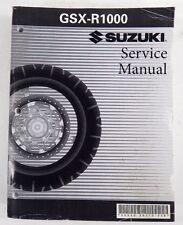 Suzuki GSX-R1000 Service Repair Manual NEW