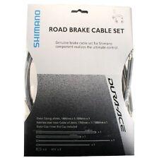Shimano DuraAce 7900 Brake Cable Set Y80098071 Cable/Housing Set Grey Gray