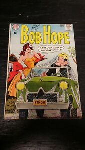 1963 DC COMICS ADVENTURES OF BOB HOPE #84 VG/FN VINTAGE SILVER AGE HUMOR