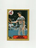 1987 Topps Traded  Steve Carlton Baseball Card #19T HOF