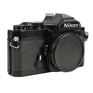 Kompletter Wechsel von Lichtdichtungen an Nikon Kameras: FM3 FM2 FE2 FM..
