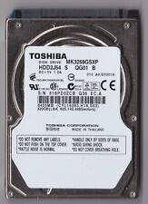 "320GB Toshiba HDD2J54    MK3259GSXP   5400 rpm   SATA 2.5"""