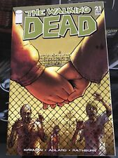 The Walking Dead #21 High Grade Robert Kirkman Charlie Adlard