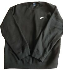 Black nike sweatshirt Xxl