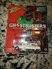 Jhonny lightning Ghostbusters Ecto 1 1959 Cadillac Ambulance