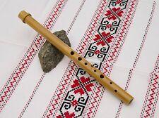 SOPILKA Ukrainian Chromatic wooden Prima Soprano in C, concert recorder + bag