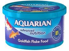 Goldfish Food 25g Flake Aquarian Advanced Nutrition High in Vitamin C & E