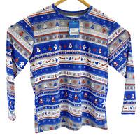 Brooks Mens Size XXL Run Merry Long Sleeve Shirt Ugly Christmas Sweater