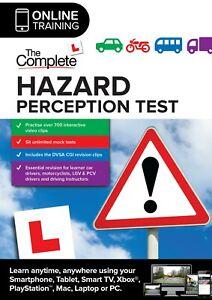 The Complete Hazard Perception Test (online Subscription)