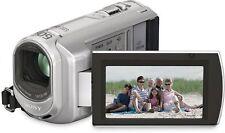Sony DCR-SX40 4 GB Camcorder, Silver