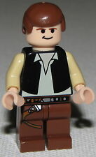 Lego New Star Wars Han Solo Minifigure Minifig