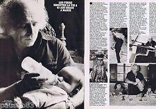 COUPURE DE PRESSE CLIPPING 1978 Léo Ferré  (2 pages)