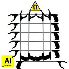 PICK UP REACHING TOOL ALUMINIUM 10PCS MAGNET LITTER PICKER GRABBER 76cm MOBILITY