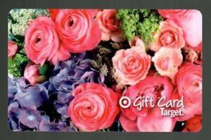TARGET ( Australia ) Roses 2011 Gift Card ( $0 )