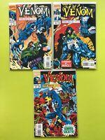 Venom the Mace #1 2 3 (1994)  Marvel NM 9.4