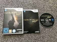 GOLDENEYE 007 NINTENDO WII GAME WITH MANUAL OFFICIAL UK PAL