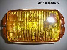 Optique phare feu anti-brouillard jaune IODE 175 CIBIE NEUF