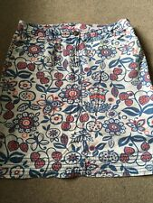 ladies boden skirt size 14