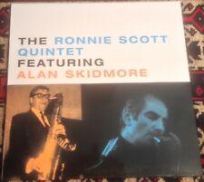 THE RONNIE SCOTT QUINTET featuring ALAN SKIDMORE BBC jazz club 2013 GEARBOX LP