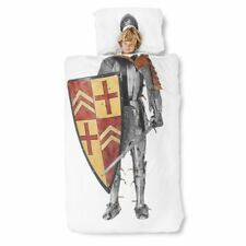 Snurk Knight Twin Duvet Cover and Pillowcase