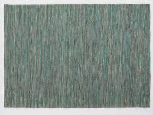 Ashikavin Woolen Carpet (Sea Green,5.3 X 7.9 FT)