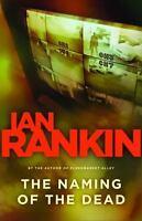 Rankin, Ian   The Naming of the Dead  US HCDJ 1st/1st NF