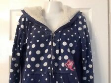 Lovely Animal Thick Hooded Jacket Size 12