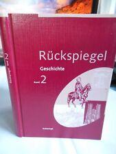 Geschichtsbuch: Rückspiegel Band 2. Wie neu!