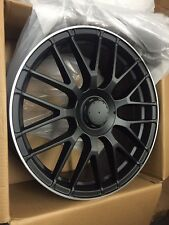 19'' Smesh Alloy Wheels Fits Mercedes c,e,s,v viano,amg c43 C63 e63 wider rear