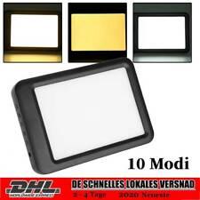 SAD Tageslichtlampe 35000 LUX Tageslicht Lampe LED Lichttherapie 10 Modi SUPER