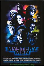 Mystery Men Movie Poster Original Ss 27x40 Paul Reubens Ben Stiller