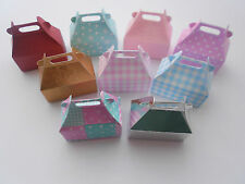 MINI FAVOR GIFT BOXES ~ Pack of 6 ~ Great for favors & little treats