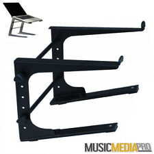 DJ Stage Laptop Netbook CDDJ Sequencer Stand Mount incl Case Perfect Angle