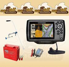 Humminbird Helix 5 CHIRP DI GPS G2 Ecosonda conjunto portátil XXL-3