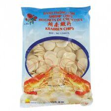"""Chips à la crevette """"Sa Giang"""" / Beignets de crevettes à frire 1KG - Marque Red"""