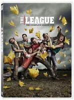 League Season 5 Complete TV Series Five Region 1 New DVD (2 Discs)