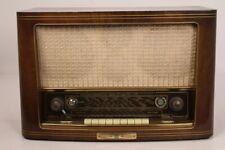 SABA Freiburg automatic 3D Röhrenradio Rundfunkgerät vintage