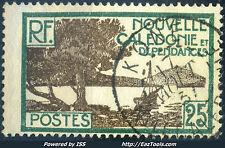 NOUVELLE CALEDONIE N° 146 AVEC OBLITERATION DE KONE 17/08/1937